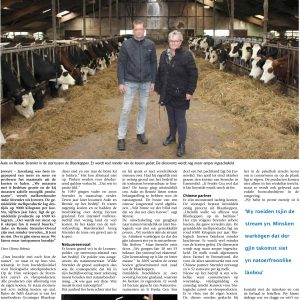 Interview op 'e Skille